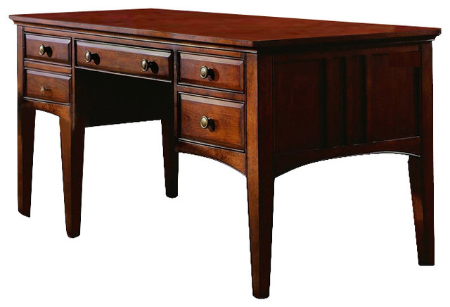 Hooker Furniture Home Office Writing Desk.