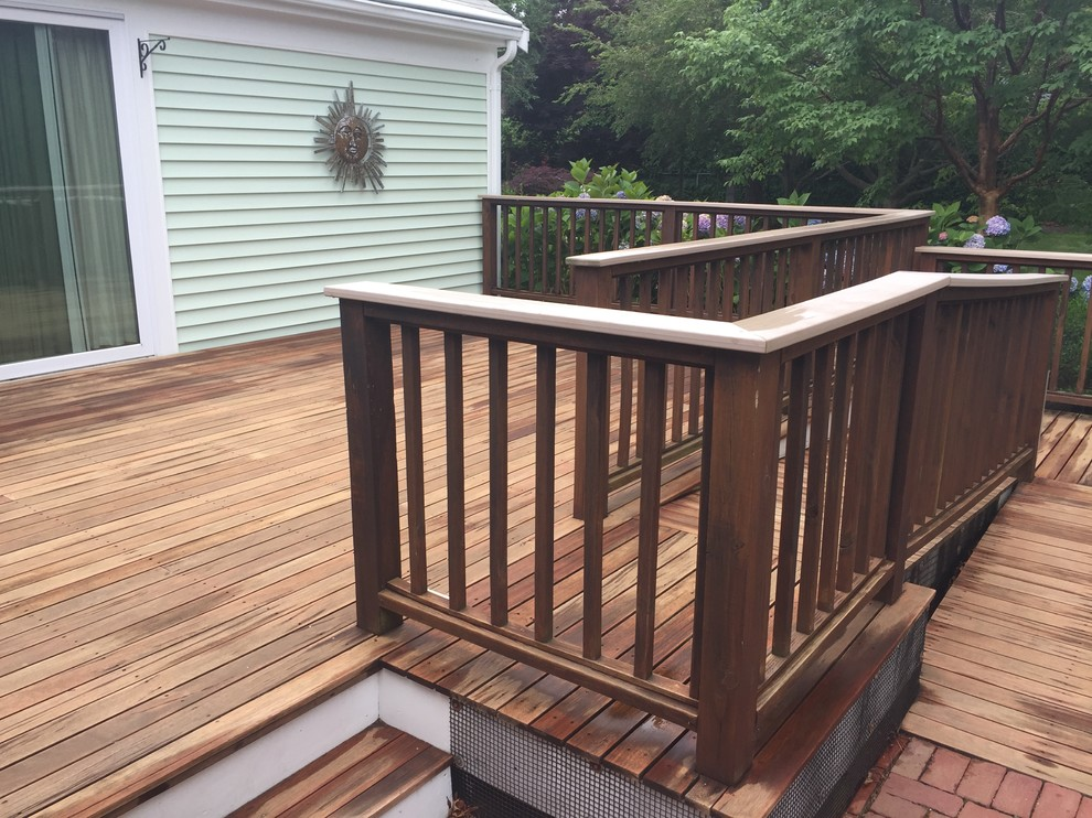 Accessible Deck in Yarmouth