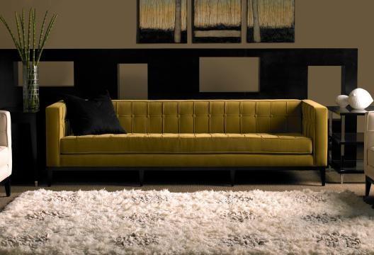 Modern Furniture Austin luxe sofa - modern - sofas - austin -nest modern