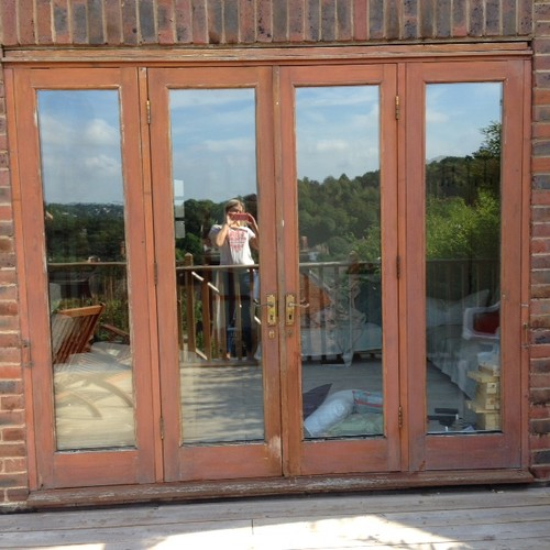 & What patio doors to go for??