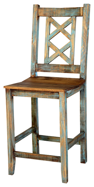 Epic Rustic Bar Stools And Counter Stools by QC FURNITURE
