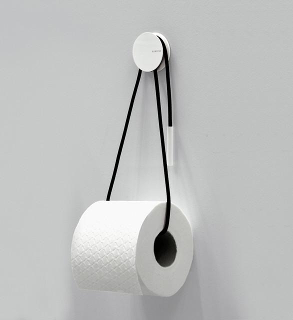 Diabolo Toilet Paper Holder by Vandiss