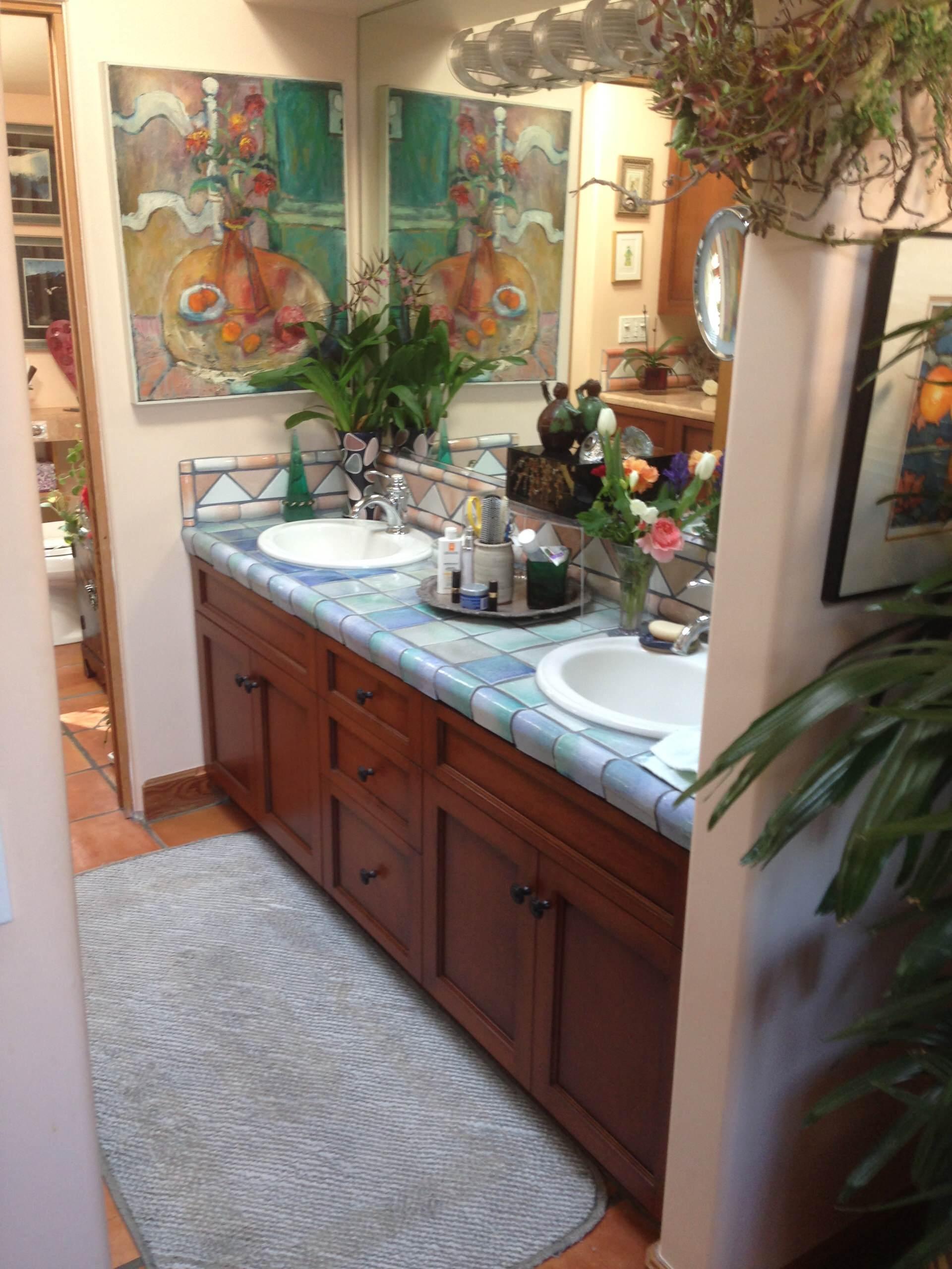 Palos Verdes Bathroom