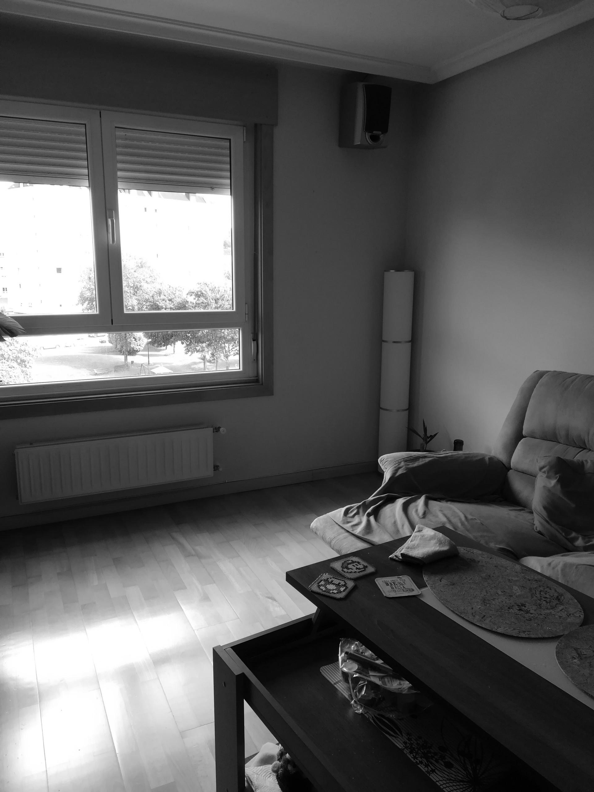Amueblamiento y decoración de Sala de estar en Oviedo