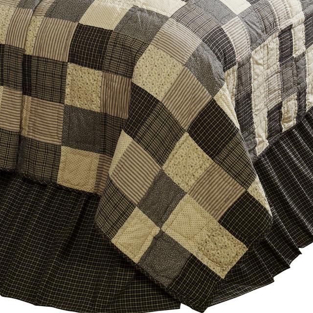Kettle Grove Queen Bed Skirt, 60x80x16.