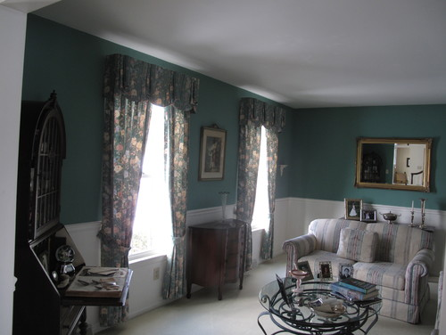Living Room Color And Decor Help