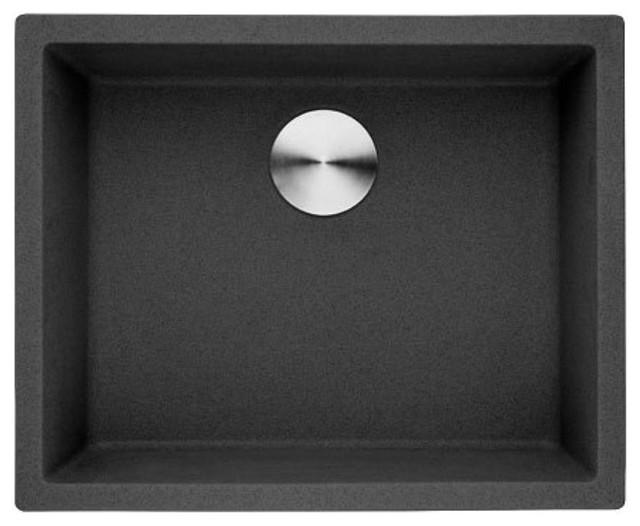 Lottare -Gi Granitali Undermount Composite Granite Kitchen/laundry Sink ,.