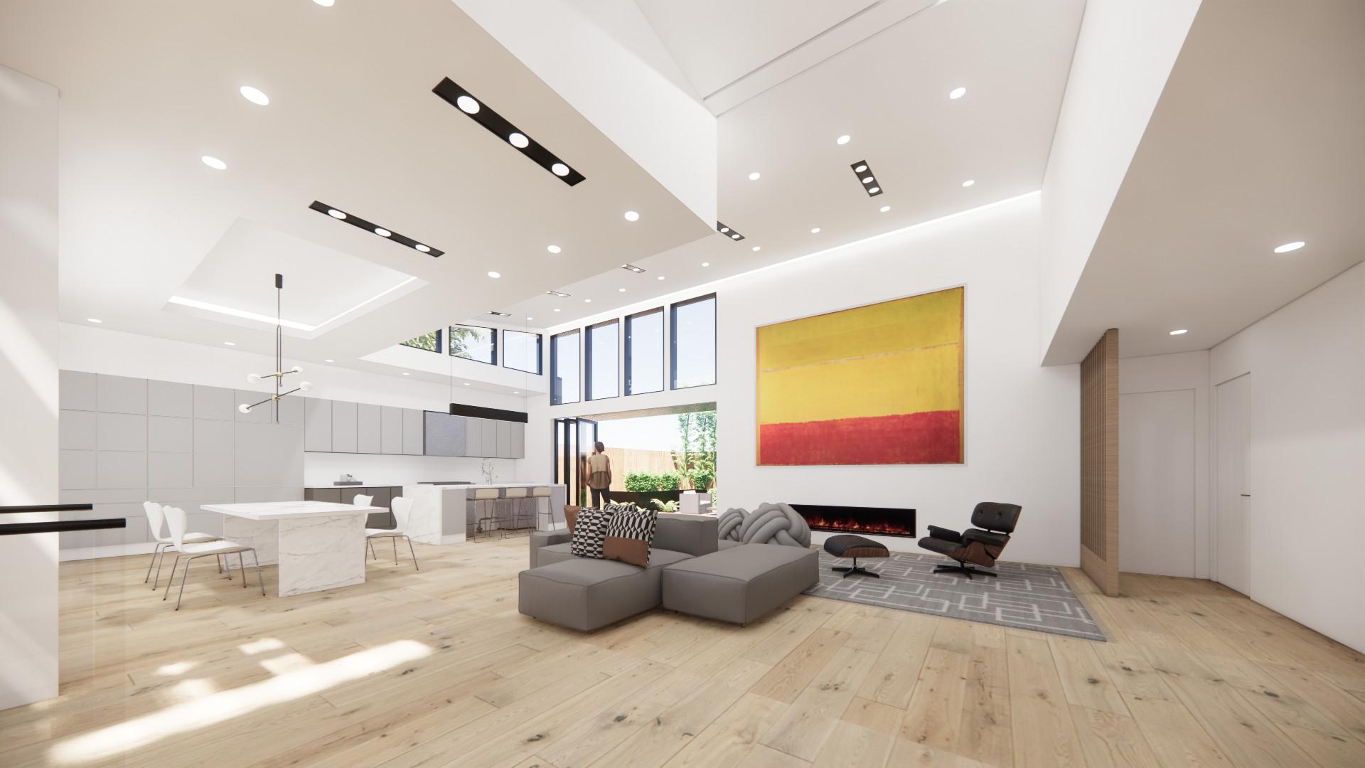 Modern Design Renovation - Updated - Cupertino
