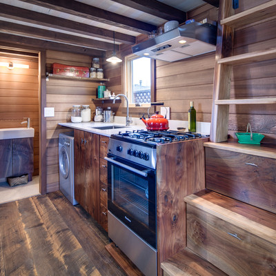 Tiny Houses Make a Big Splash