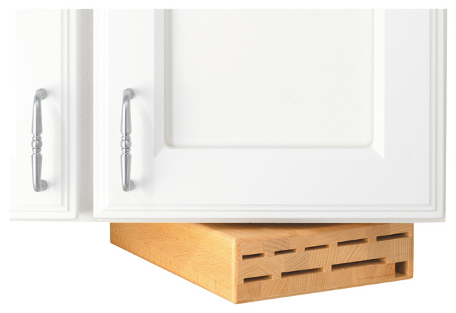 Wusthof Under-Cabinet Swinger Block - Contemporary - Knife Storage - by DaSalla's
