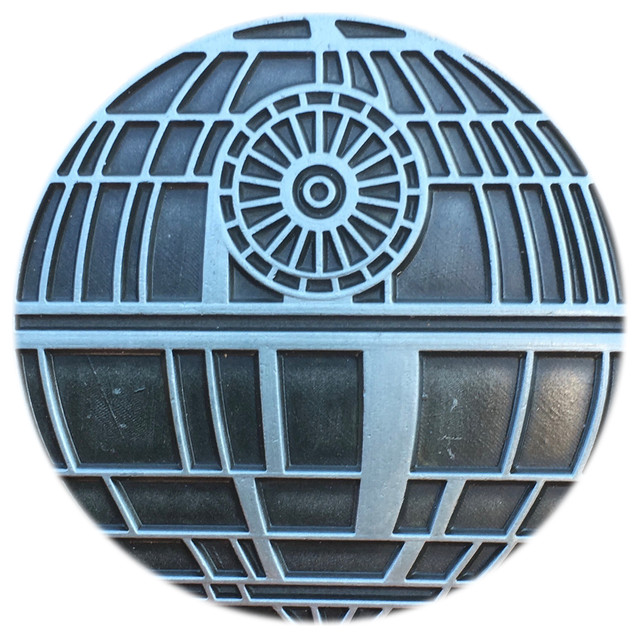 Star Wars Death Star Drawer/Cabinet/Furniture Knobs - Contemporary - Cabinet And Drawer Knobs ...