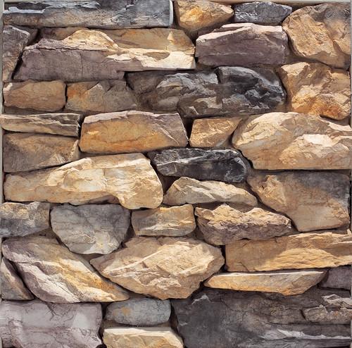 "Kitchen Backsplash Rock manmade ""stone"" as a kitchen backsplash ?? stains??"