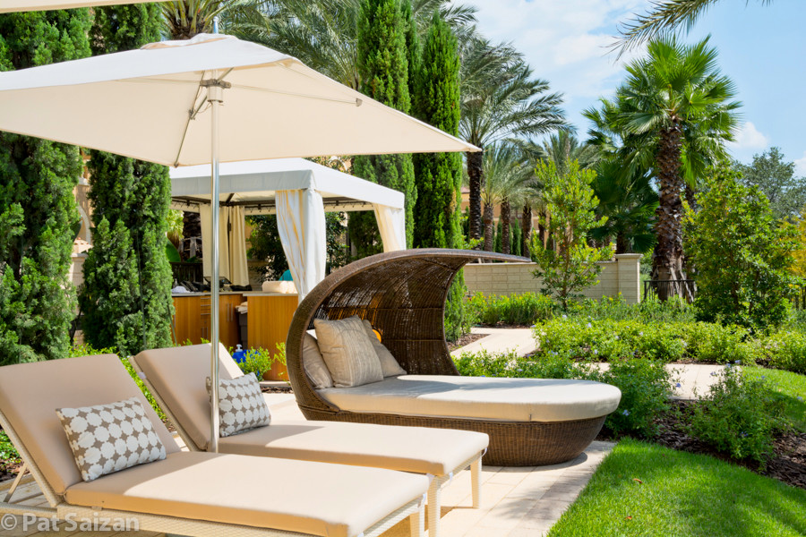 Four Seasons Orlando The Shell Daybed by Neoteric Luxury