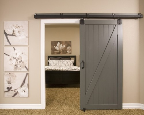 Delightful Barn Door Cost
