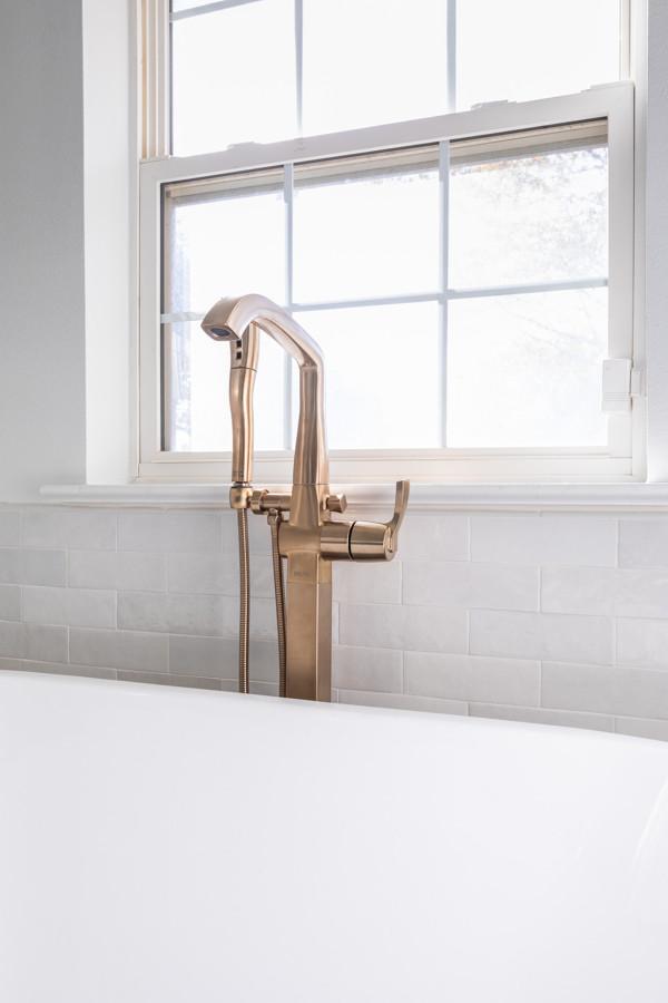 North Dallas Master Bathroom - Dunleer