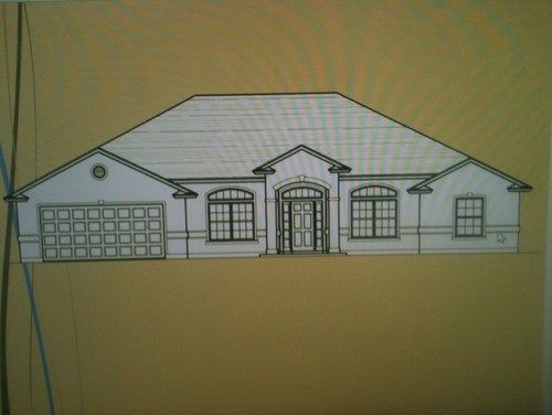 What Would You Suggest To Make My Home Seem A Bit More Coastal/traditional  But Not Break The Bank Or Change To 2 Story?