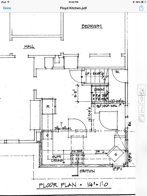Kitchen Layout Help Needed Asap