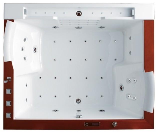 Vineyard Luxury Whirlpool Tub Bathtubs By Aquapeutics Llc