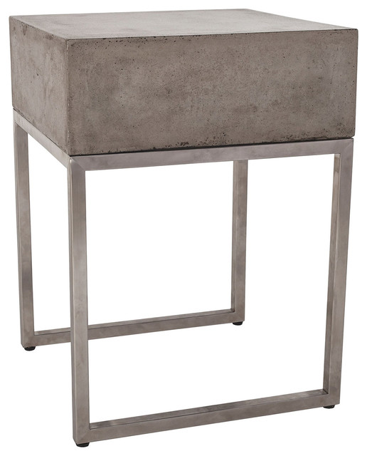 Bulwark Side Table.