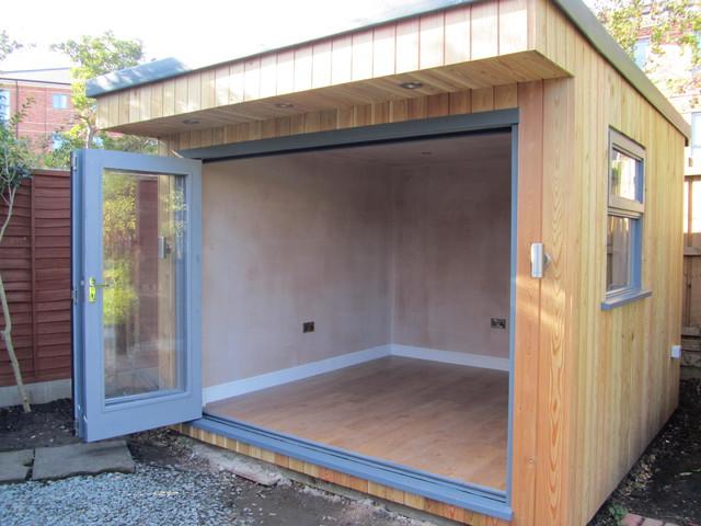 3m x 3m garden office in york for Garden rooms york