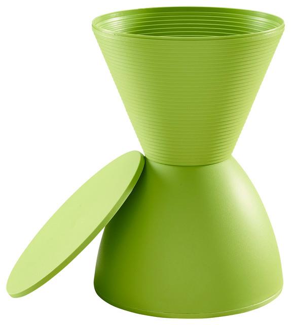 Haste Stool, Green