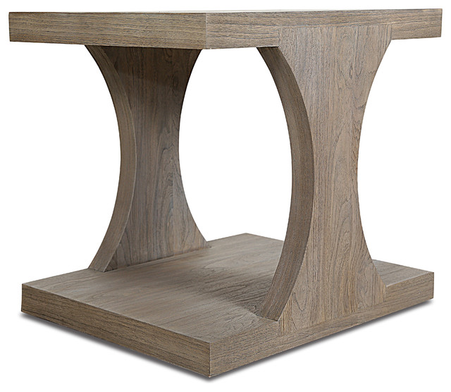 Palmer Rectangle End Table.