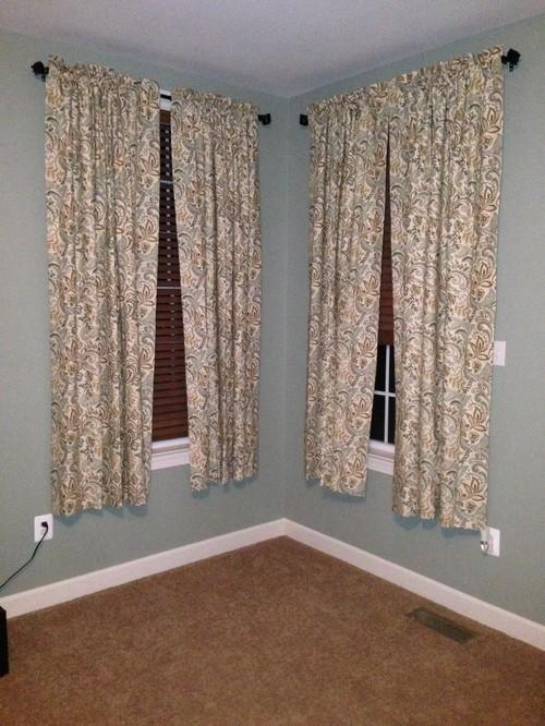 How Long Should Curtains Be For Short Window Curtain Menzilperde Net
