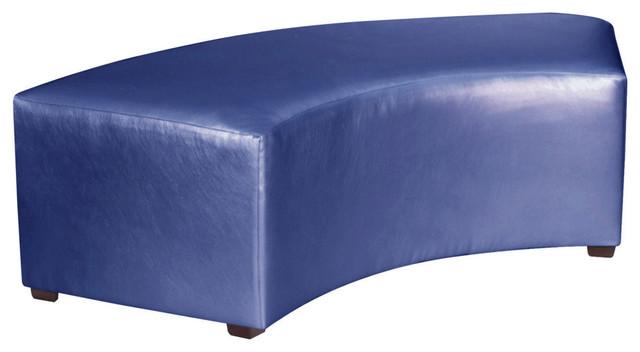 Shimmer Sapphire Universal Radius Bench