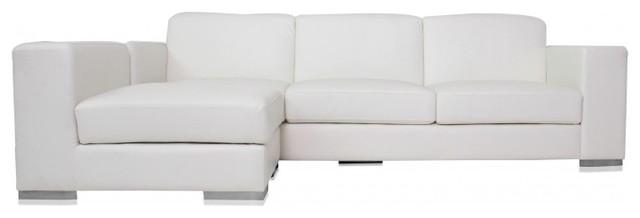 Modern White Sofas Thesofa
