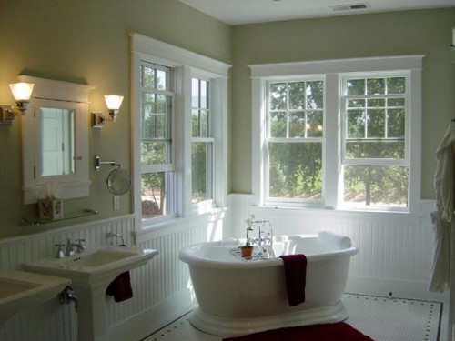 III DomA Architects, Inc. III traditional bathroom