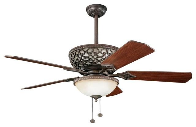 Kichler Lighting 300113tz Ceiling Fans Cortez.