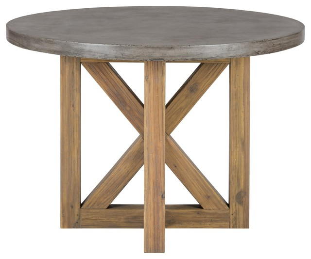 Boulder Ridge Concrete Dining Table Top Dining Tables by Jofran