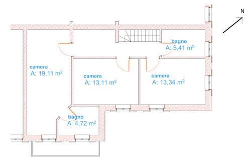 Dilemma divisione spazi interni zona notte e giorno for Layout di casa piano gratuito