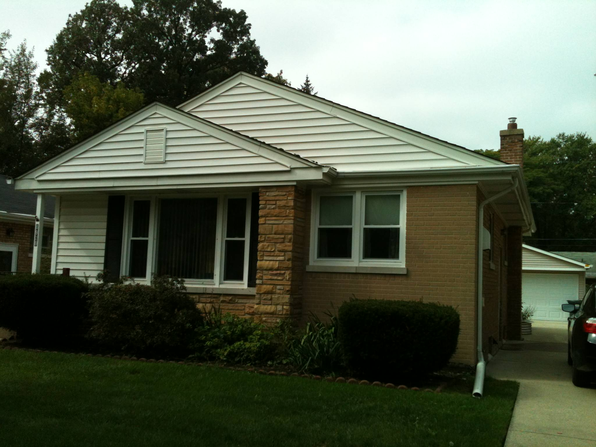 Morton Grove - 2nd Story Addition and Whole House Remodeling