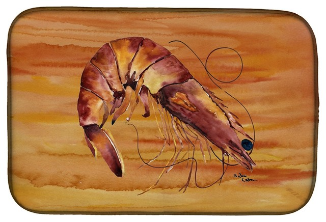 Shrimp Dish Drying Mat 8140ddm.