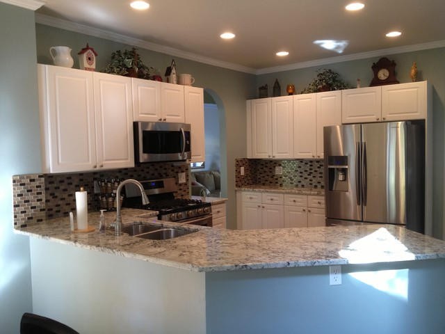 contractor grade kitchen cabinets