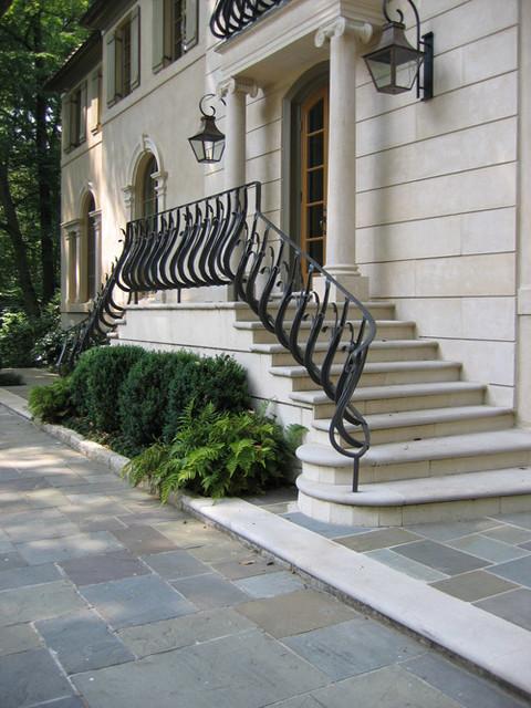 Example of a huge classic home design design in Atlanta