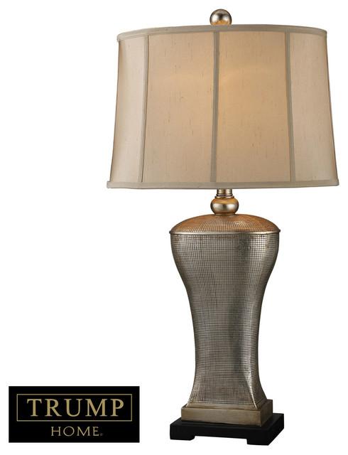 Lexington 1-Light Table Lamp, Silver Lake.