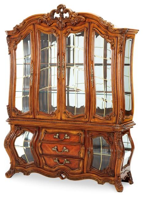 Shop Houzz | AICO Amini Innovation Palais Royale China Cabinet ...
