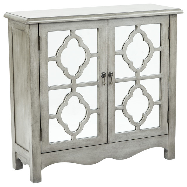 Bayview Storage Console, Taupe
