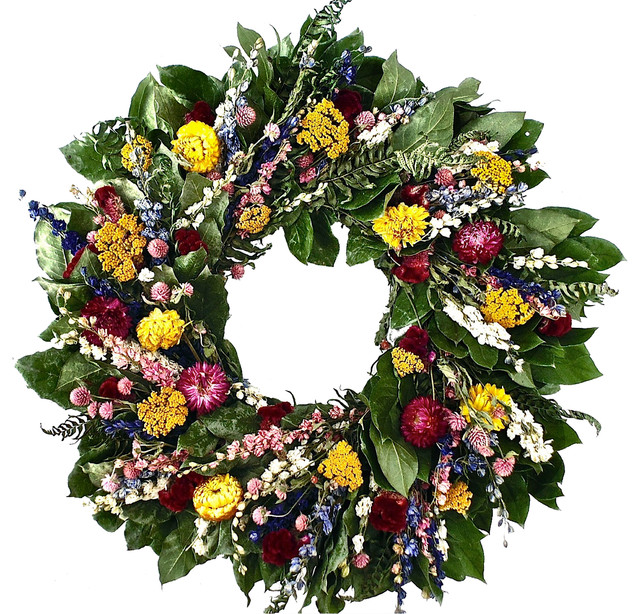 Classic Everlasting Wreath, 30""