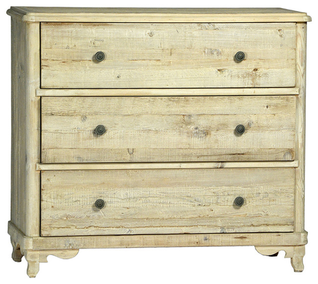 Rustic Reclaimed Wood Dresser.