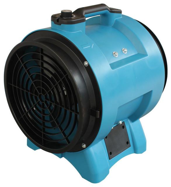 X-Power 12 Industrial Confined Space Ventilator Fan.