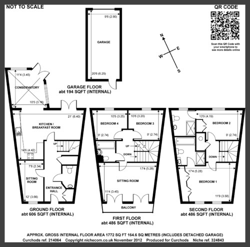Trapezoidal room for Trapezoid house design