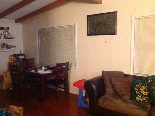 small l shaped living room small awkward l shaped livingfamily dining room combo help