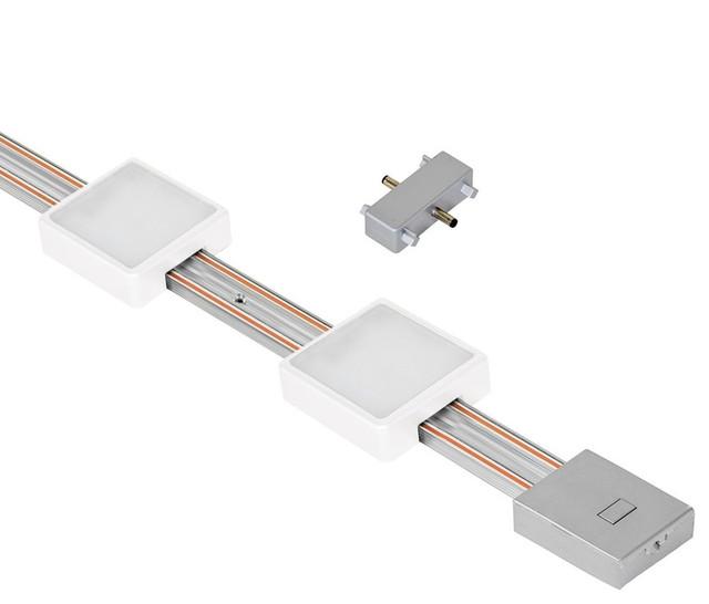 "JESCO Radianz 2-Light LED 12"" Track"