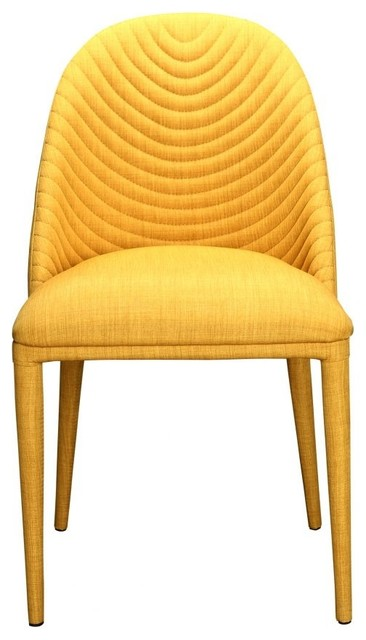 Dining Chairs Bright Yellow