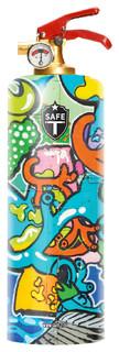 Fire Extinguisher, Pop Art