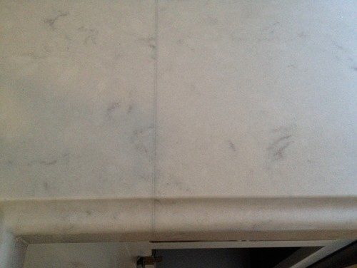 white quartz countertop seams request that fabricator re do silestone countertop seams 361