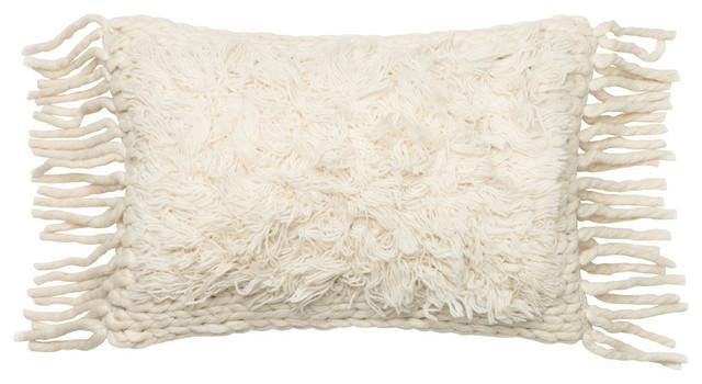 Loloi Inc Loloi Inc Pillow Ivory Decorative Pillows